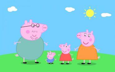 Все серии мультфильма Свинка Пеппа