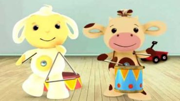 Развивающий мультфильм для детей от 3 до 12 месяцев.